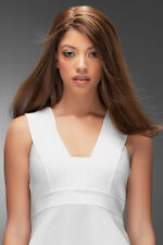 """EASIPART by JON RENAU, REMY Human Hair Topper, 8"""", 12"""" or 18"""" Length, ALL COLORS"""