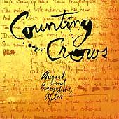 August and Everything After by Counting Crows (CD, Sep-1993, Geffen)
