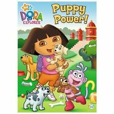 Dora the Explorer - Puppy Power (DVD, 2007) AMAZING DVD IN PERFECT CONDITION!DIS