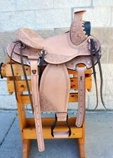 Reiner Roper Wade Style Pleasure Trail Saddle 14.5