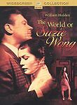 The World of Suzie Wong (DVD, 1960) WILLIAM HOLDEN  RARE OOP