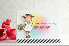 Girl Metal Cutting Dies and stamps DIY Scrapbooking Card Stencil Paper Craft