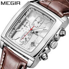 MEGIR Original Watch Men Top Brand Luxury Quartz Military Watches Genuine