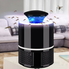 Electric Mosquito Insect Trap Killer Fly Bug Zapper Pest Control LED Light Lamp