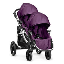 NEW Baby Jogger City Select 2018 Double Tandem Stroller Pram w/2nd Seat