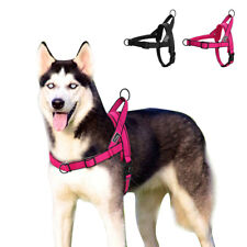 Pet Dog Harness No Pull Nylon Dog Harness For Big Dogs Walking Vest S M L