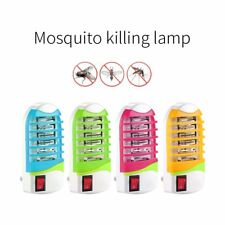 Mosquito Killer Lamp LED Socket Electric Fly Bug Insect Trap Killer Zapper Light