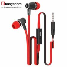HIFI Super Bass Headset 3.5mm In-Ear Earphone Stereo Earbuds iPhone Xiaomi Wired