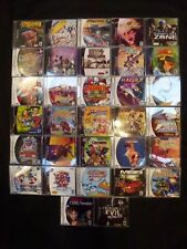 Reproduction Sega Dreamcast Cases with Full Manual and Insert (You pick Title)