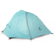 Naturehike NH16S012-S 1-2 Persons Camping Tent Double Layer Windproof Rainproof