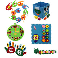 Math Toy 1-10 Number Counting Learning Preschool Kids Educational Toy
