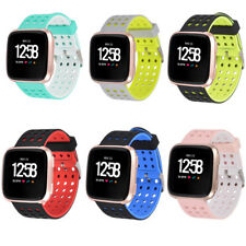 Replacement Wristbands For Fitbit Versa Fitness Smartwatch Bands Accessories