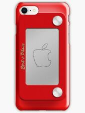 Etch-i-Phone Cases, Etch-i-Phone iPhone X 5 SE 6 7 8 S Plus Case & Covers