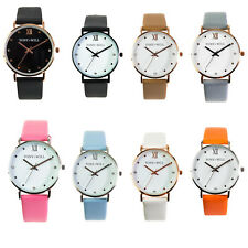 Ladies Watches JEWEL Beautiful Dial 36mm with Leather Bands Colours FREE POST