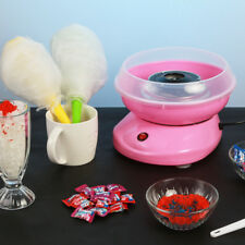 Cool Cotton Candy Maker Machine Floss Commercial Carnival Party Fluffy Sugar-AN8
