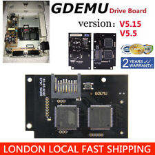 GDEMU V5.5 Optical Drive Simulation Board for SEGA Dreamcast VA1 Host DC Game UK