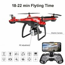 X8 RC Drone with HD 3MP Camera Altitude Hold One Key Return/Landing/Take Off