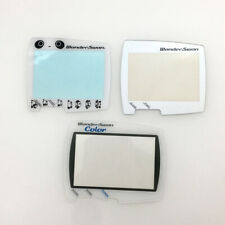 1Piece Plastic Screen Lens protective for BANDAI for WSC WS for wonderswan Color