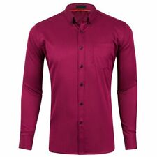 Dress Shirts Casual Slim Fit Men T-Shirt Fashion Long Sleeve Luxury Tops Stylish