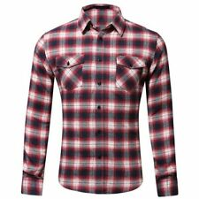 Men Slim Fit Stylish Fashion Dress Shirts Long Sleeve Tops T-Shirt Casual Luxury