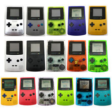 20 Colors Used Refurbished Nintendo Game Boy Color GBC Console + Game Cartridge