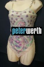 Peter Werth Fray Edge Strap Top NEW RRP £35  8,10,12,14