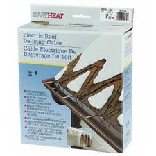 Roof de-icing cable, Roof ice melting cable kit