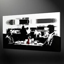 HEAT MOVIE ICONIC RETRO POP ART CANVAS PRINT READY TO HANG