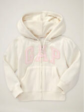NEW GAP IVORY LOGO HOODIE SIZE 2T 3T 4T 5T
