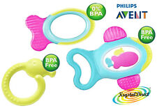 Avent Baby Soothing Teether Teething Soother Ring