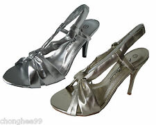 Anne Michelle Womens Wedding / Evening Sandals  / Peep Toes Casual Shoes