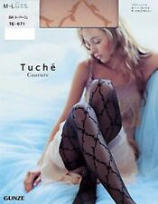 Pantyhose Hosiery Size: S - M  Flower Diamond Sheer Nylon Fashion Tights 671