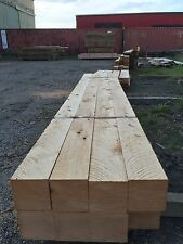 Cypress 125X125 Feature Timber Fence Gate Pergola Posts