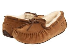 NEW KIDS UGG AUSTRALIA SLIPPER DAKOTA CHESTNUT ORIGINAL 5296 SO NICE & SO CUTE