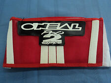 NOS O'Neal Pro 2 Series MX Kidney Support Belt Red and White Kids
