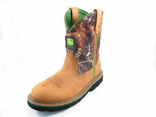 John Deere Youth Camo Boots  Pull-on  JD3188 -  Several Sizes