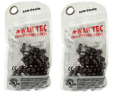 Chainsaw Saw Chain  FITS STIHL Chainsaws **PACK OF 2**