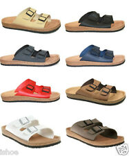 BIRKENSTOCK RELAX 200 MENS CASUAL MOULDED FOOTBED SANDALS SHOES UK SIZE 8-12 NEW