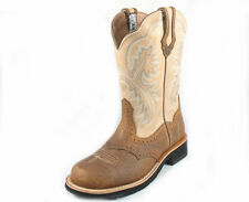 Ladies Ariat Showbaby-Earth/Bone Crackle #10005904- Several sizes available