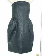 Animal Jacquard Dress Petrol (Designer: Pied A Terre) RRP £140