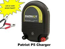 Create a kit: Patriot Electric Fence Energizer Charger | Solar, Plug in, Battery