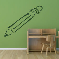 Drawing Pencil In the Classroom Wall Art Sticker  Transfers