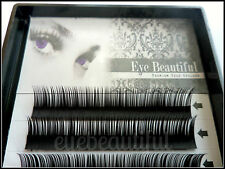 Eye Beautiful SILK Lashes B Curl Mixed Length Size for Eyelash Extensions