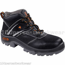 Delta Plus Panoply PLATINE S3 Mens Work Safety Boots Shoes Composite Toe Cap New