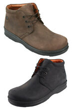 Footprints by Birkenstock Destin Leather Lace Up Boots
