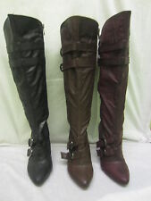 Ladies Coco Knee High Zip Up Boot, Available In 3 Colours, L9264