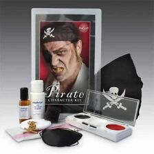 Mehron Pirate Costume Character Make Up Kit Pro Pirate Make Up KMP P