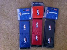 NBA Wrist band Double Wide Red - Royal - Navy - Orange - Blue - Armband
