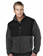 Tri-Mountain Men's Big 100% Spun Polyester Warm Fleece cheap Winter Jacket. 7450