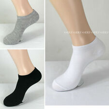 Socks 8Pairs ankle low cut no show casual cotton boy girl men women sneakers
